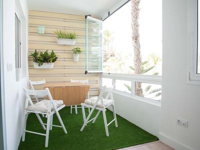 Photo for Aloe Apartment-near the dunes of Maspalomas