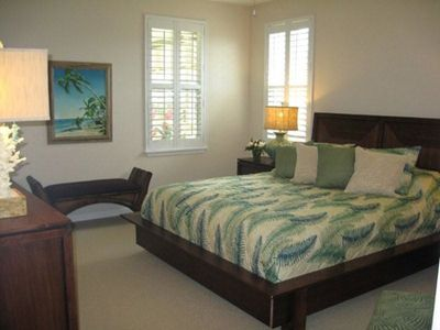 Photo for Nihilani Tropical Villa $149/nt **Ground floor**
