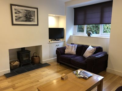 Photo for Visit England 4 Star Rated Cottage Front and Rear Gardens. Free Parking Outside