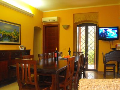 Photo for Villa 5 rooms with en-Agrigento-scala dei turchi 500 m