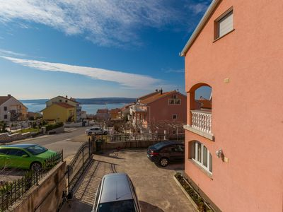 Photo for Apartment in Crikvenica for 2-3 persons with sea view