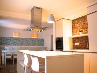 "Photo for House ""live"" up to 12 persons, a stylish mix of modern and antique"