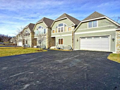 Photo for What a View - 5 Bedroom Lake Area Home Near Wisp Ski Resort