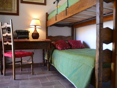 "Photo for B & B ""Antica Botte"" Double Room with bunk bed"