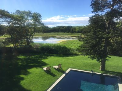 Photo for Stunning Sag Harbor Home w/Pool &  Water Views, Book Now for Aug 20-Labor Day