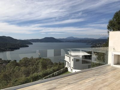 Photo for Luxurious brand new, lake view, 5 bedroom room with full amenities