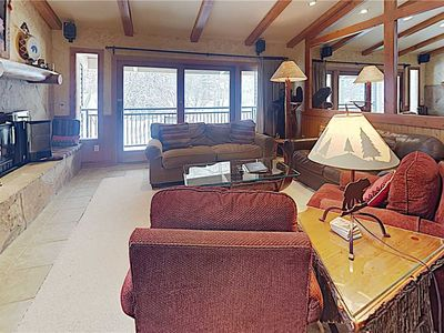 Photo for Timberline Ski-In/Out~Pool~Hot Tub~Fireplace~Shuttle~Restaurant