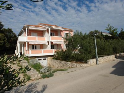 Photo for Apartment in Mandre (Pag), capacity 2+3