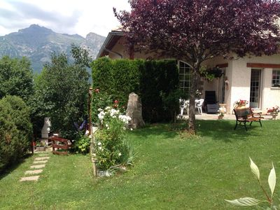 Photo for New apartment located in the heart of St Léger larches 200m from the slopes