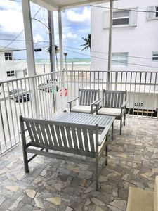 Photo for 3 Brm 2 Story Apartment/Parking/2 Furnished terraces w Ocean View/Front patio