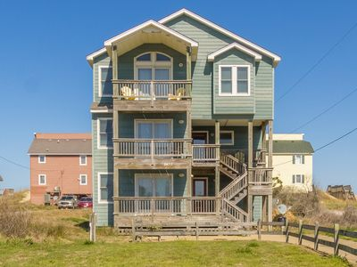 Photo for Signature Series 10 Bedroom Perfectly Situated Home at the Beach
