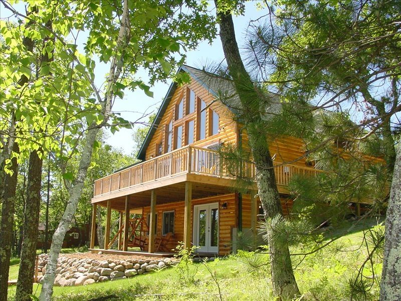 High Quality Chalet Log Home On 1600 Acre L Homeaway