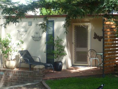 Photo for Garden Studio in Central Armidale with continental breakfast