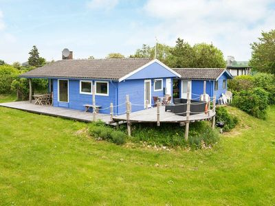Photo for Quaint Holiday Home in  Jutland with Terrace