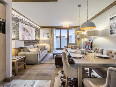 Photo for Carré Blanc 371: 3 rooms with contemporary atmosphere