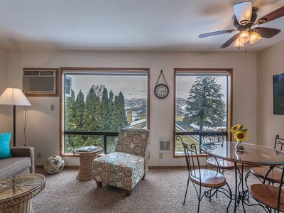 Photo for Bungalow 2 - One bedroom, one bath condo steps from Lake Chelan and Lakeside Park