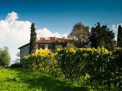 Photo for Farmhouse Podere Scaluccia nel Chianti, Florence 8pax
