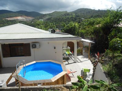 Photo for GITE all comfort with private pool