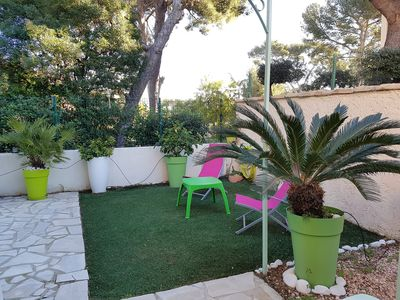 Photo for Bandol, 2 Room Apartment, Close to Port, Center and Beaches