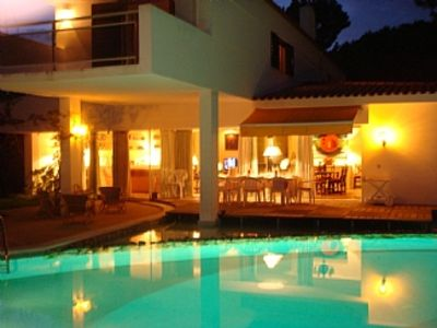 Photo for Villa with Private Pool, SOCCER FIELD, Very Large Secured Garden, Vilamoura