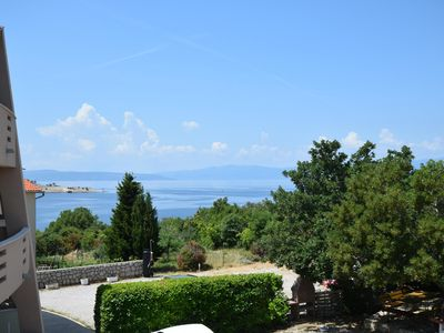 Photo for Apartments Nikolic (62146-A3) - Omisalj - island Krk
