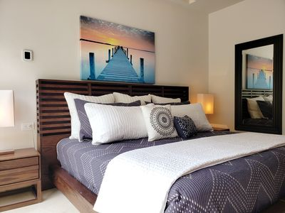 Photo for Comfortable 2 BR apartment in Terrazas condo by Happy Address