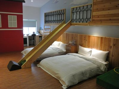 Photo for 1BR Apartment Vacation Rental in 台南市, Tainan City