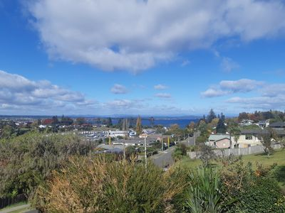 Photo for Views from Noble - Taupo Bach