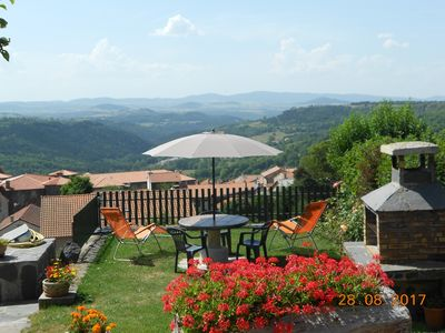Photo for Gite 3 * DRC between mezenc and wild-Loire, Le Monastier, south of Auvergne