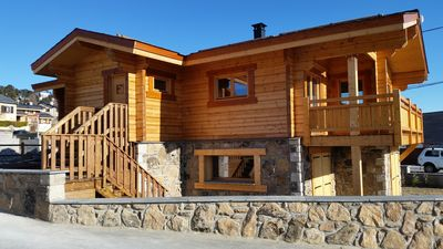 Photo for Chalet Vacation Rental in Font-Romeu-Odeillo-Via, Occitanie