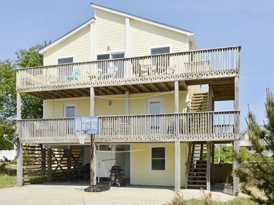 Photo for Oceanside in the heart of Duck!  Private Pool, Hot Tub! Pet friendly
