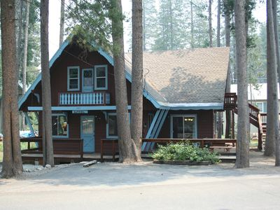 Photo for 4 bedroom, 2.5 bath, sleeps 10. West End of Donner Lake DLR#057