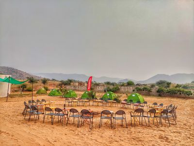 Photo for Camping In Desert With Camel Safari