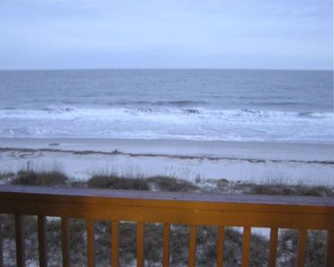 Photo for Direct Ocean Front, Admirals Row 404, Top Floor with the best view!
