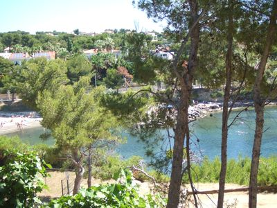 Photo for 2 room apartment mercalanque view