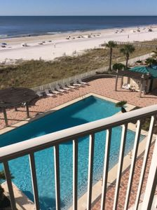 Photo for ALL SPRING RATES REDUCED BY 20%. BOOK FAST.WC 405 -  Newly Renovated 3 Bedroom 2 bath Breath Taking Gulf Front View! With Lots Of Amenities! Quote comes with one parking pass.