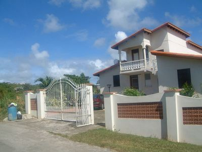 Photo for 3 Bedroom Villa,  2 Bathrooms,, swimming pool, 3/4 acre gardens,  air. cond.