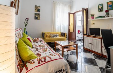 Photo for Apartamento La Perla flamenca - Apartment for 4 people in Cádiz