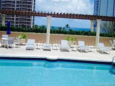 Photo for It would be a pleasure to rent this unit to you ,  King David Sunny Isles Beach.