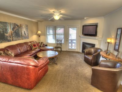 Photo for Sleeping Bear Condo - Downtown Helen, GA