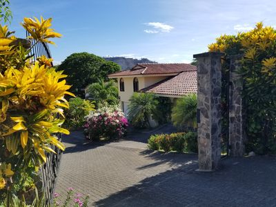 Photo for Experience Costa Rica in our beautiful Garden home,  4  Min. from Hermosa Beach
