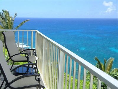 """Photo for Sweeping """"WOW"""" Ocean Views from Every Room and Balcony"""