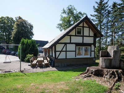 Photo for Detached holiday home on an estate in the Sauerland, near Hennesee