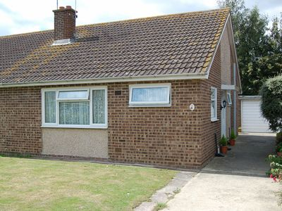 Photo for Self Catering Bungalow, Located On The Edge Of Felpham Village