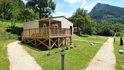 Photo for 2 bedroom chalet for 4 people