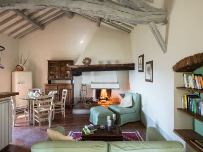 Photo for Montestigliano, an authentic farmhouse in the heart of Tuscany, is an oasis of peace and beauty that offers its guests refined residences and an enchanting view