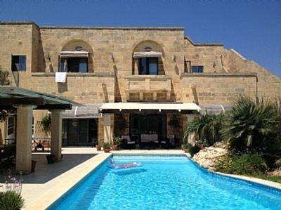 Photo for Luxury Family Villa With Stunning Large Garden and Pool.