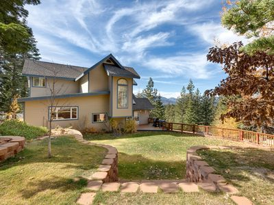 Photo for Del Norte Quiet Mountain Top of the World Lake View Home with Awesome Views