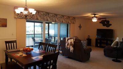 Photo for Beautiful view, newly furnished, close to downtown!