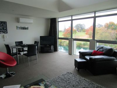 Photo for Riverside Apartment, Taupo. Modern and includes WiFi & Linen